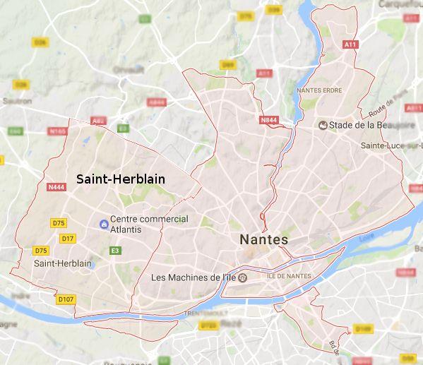 Nantes Saint Herblain